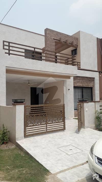 8 Marla Corner Brand New Furnished House For Sale