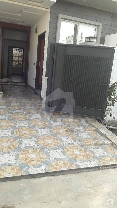 5 Marla Ground Portion Available For Rent At AA Block Canal Garden Lahore