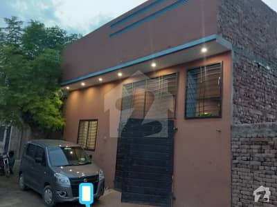 2 Bed House For Sale Good For Residence Near Bilal Chowk