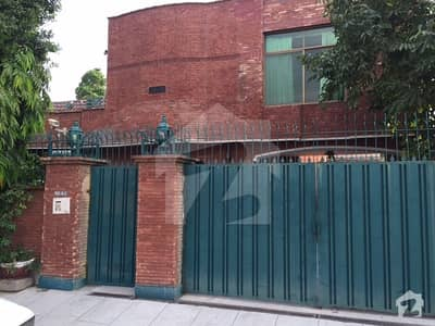 32 Marla Semi Commercial House On Peco Road For Rent In Posh Area For Residence And School