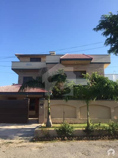 One Kanal Beautiful House For Sale In Naval Anchorage  Islamabad