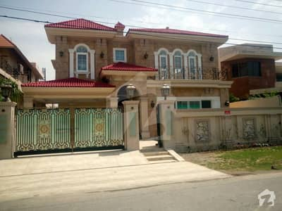 1 Kanal Brand New Bungalow For Sale In Bb Block Of Dha Phase 4 Lahore