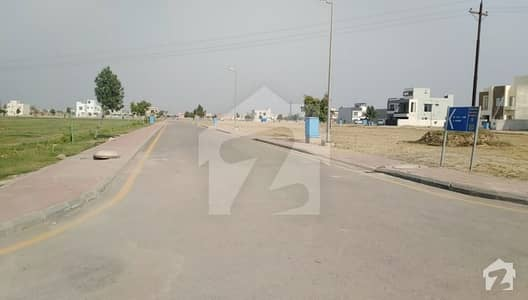 10 Marla Plot For Sale In Talha Block Of Bahria Town Lahore