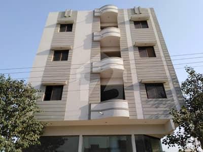 زینت آباد سکیم 33 کراچی میں 4 مرلہ فلیٹ 16 ہزار میں کرایہ پر دستیاب ہے۔