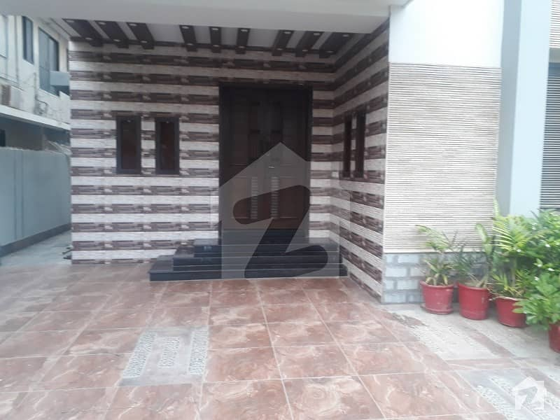500 Yards Owner Built West Open 2 +  4  With Basement Slightly Used Bungalow For Sale In Dha Phase 6