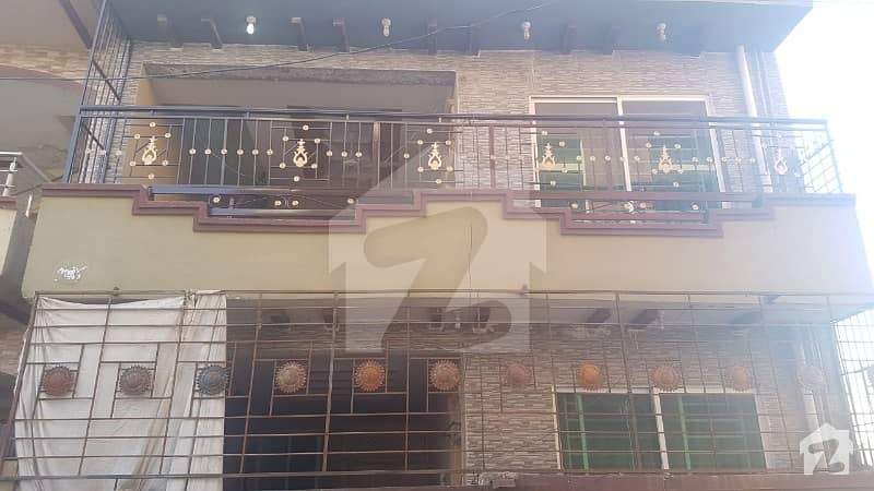 25x50 Brand New House For Sale In H 13 Shams Colony Islamabad