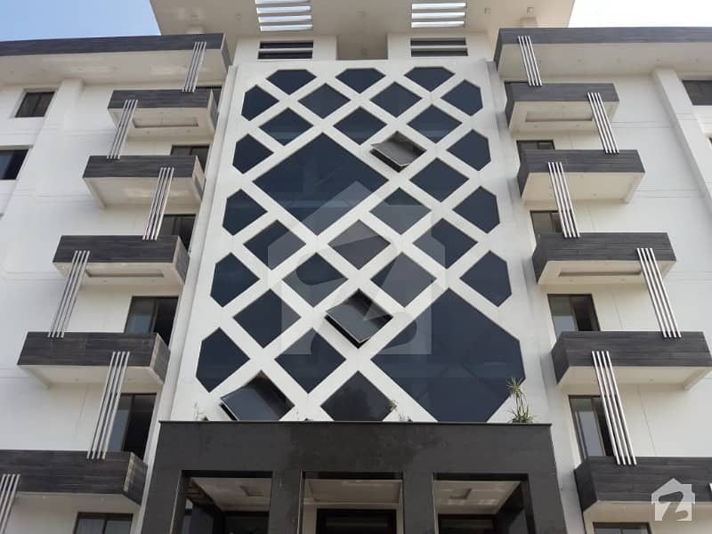 4 Marla Flat  For Sale In Air Avenue Block Q Ready To Possession At Reasonable Price