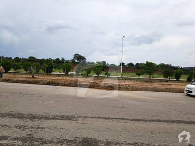 8 Marla Commercial Plot For Sale  Near To Possession