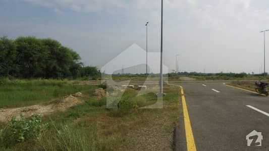 1 Kanal Plot For Sale In Y Block Of Dha Phase 7 Lahore