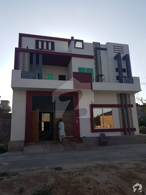 7 Marla Upper Portion Is Available On Rent
