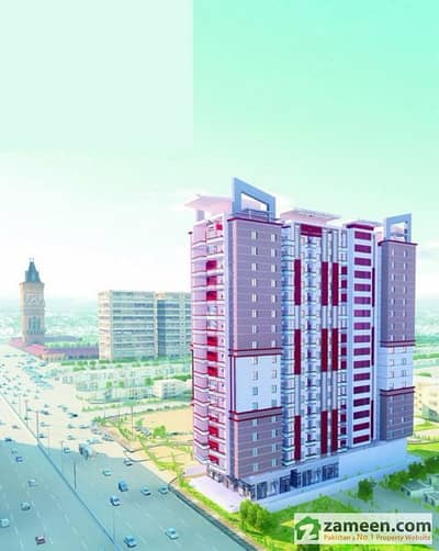 Apartments For Sale In Block 4 » Burj-Ul-Ameen