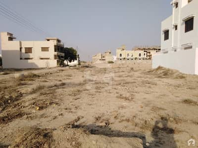 120 Sq. yards Plot Available For Sale At Zeenatabad