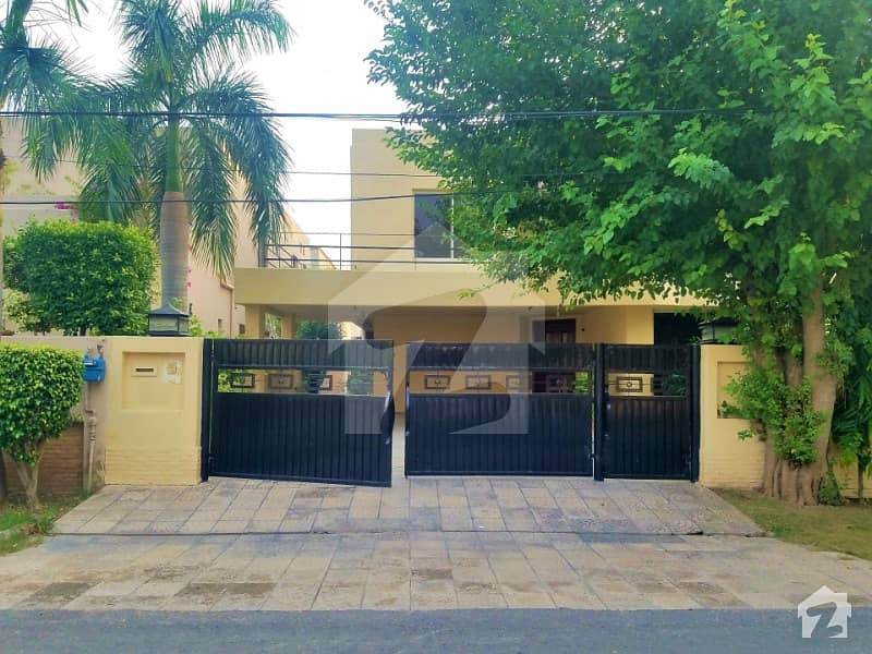 Leads Presenting Kanal Solid Construction Bungalow In Dha Lahore