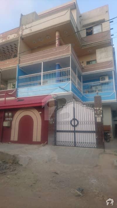 Ground Floor Portion For Sale 3 Bed D/D  300 Sq Yd  Pt Society  P & T Housing Society Korangi