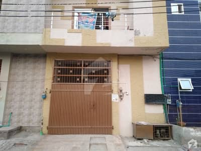 3. 5 Marla House For Sale Double Storey