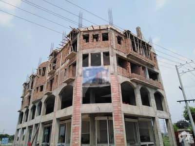 328 Sq Feet Flat For Sale In Civic Center Jubilee Town