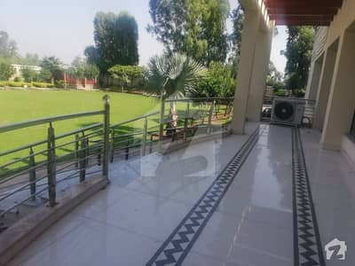 Farm house Available for rent in Chak shahzad 5 bed on 6 kanal