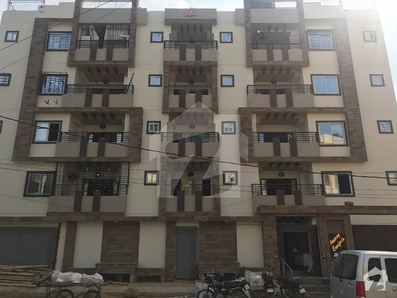 3 Bed D/D Brand New Flat For Sale