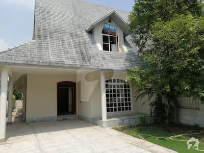1 Kanal Slightly Use House For Rent