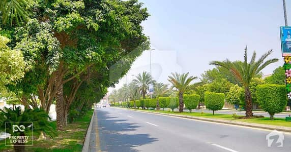 Prime Location Main Boulevard 5 Marla Commercial Plot For Sale