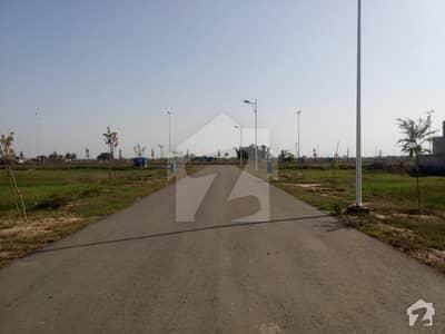 Dha Lahore Phase 7 Block U Hot Location 10 Marla Plot 100 Feet Road