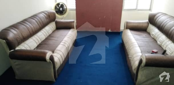 2 Beds Furnished Flat On 1st Floor in phase 7
