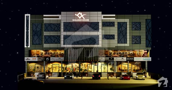 Shop Is Available In Shalimar Square Near Shalimar Link Road Possession After Two Month