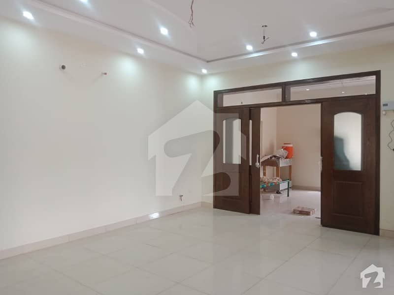 12 Marla Double Storey House Available With Gas