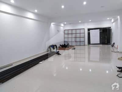 977 Sq Feet Brand New Corner Front Location Office Is Available For Sale In I8 Markaz