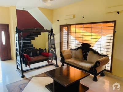 12 Years Old House For Rent With 4 Bed Room With Study With In One Of The Best Localities Of Karachi