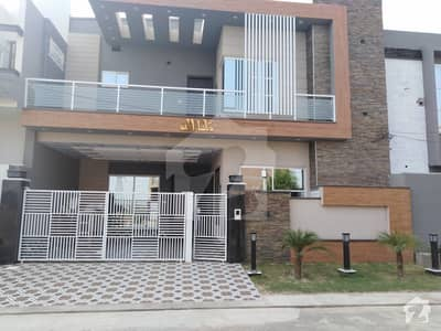 House Is Available For Sale In Eden Executive Block G