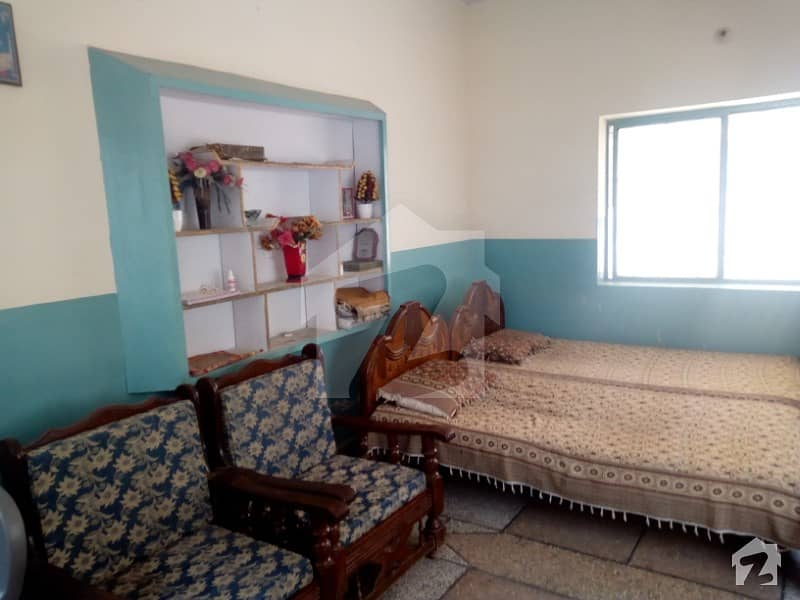 Ali Pur Corner Single Storey 2 Bed 5 Marla House For Sale At 5500000/-