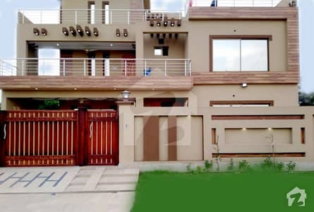 1 Kanal Triple Storey House Is Available For Sale In Wapda Town Phase 2