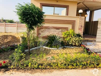 5 Marla Double Unit Brand New House For Sale