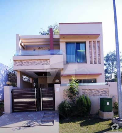5 Marla Brand New Beautiful House For Sale In Palm Villas