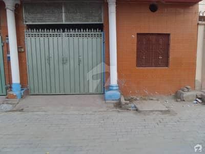 Single Storey Beautiful House For Sale at Usman Block Okara