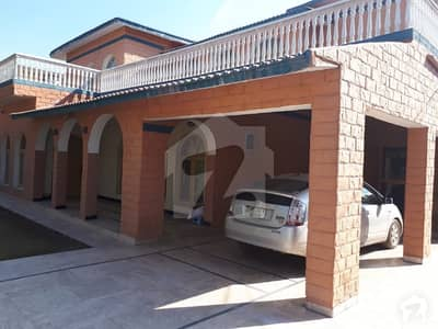 22 Marla Double Story  Corner House In Lalazar