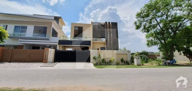Luxuries Designed Brand New 10 Marla And 112 Square Feet Bungalow For Sale
