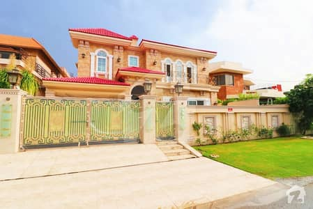 Syed Estates Offers Outclass Luxury 1 Kanal Brand New Faisal Rasool Design Bungalow For Sale