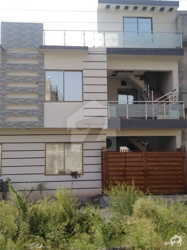 Brand New 3 Marla House Is Available For Sale