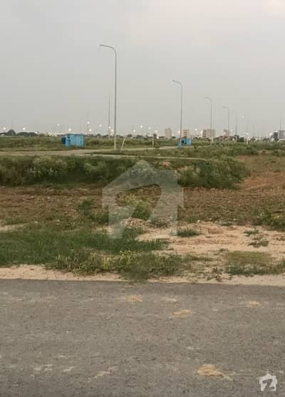4 Marla Commercial Plot For Sale In Dha Phase 5 - Block D