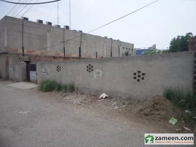 1 Kanal Commercial Plot Is Available For Sale In Abdali Road