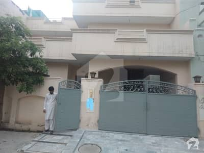 10 Marla Semi Commercial House  Is Available For Sale At Johar Town Phase 1  Block B2 At Prime Location