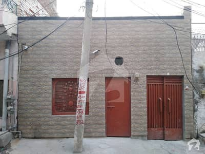 Double Storey House Is Available For Sale In Corporation Town On Silanwali Road