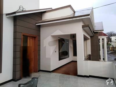 10 Marla Double Storey House At Habibullah Colony At Peacefully Area Wide Street