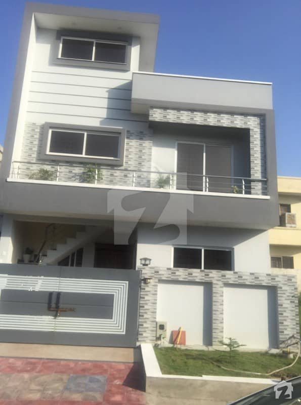 Beautiful Brand New House Is Available For Rent In D-12/1