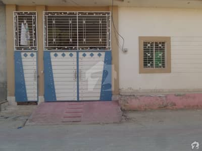 Double Storey Beautiful Corner House For Sale At Ayub Park Okara