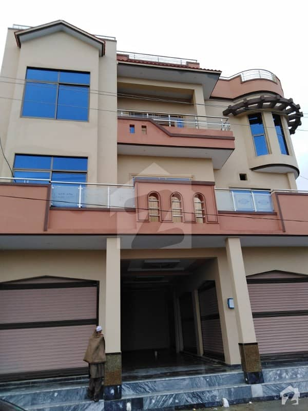 6 Marla Double Unit House At Civil Officer Colony Near Potato Research Center Abbottabad