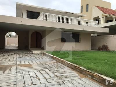 500 Sq Yards Old Bungalow Is Available For Sale