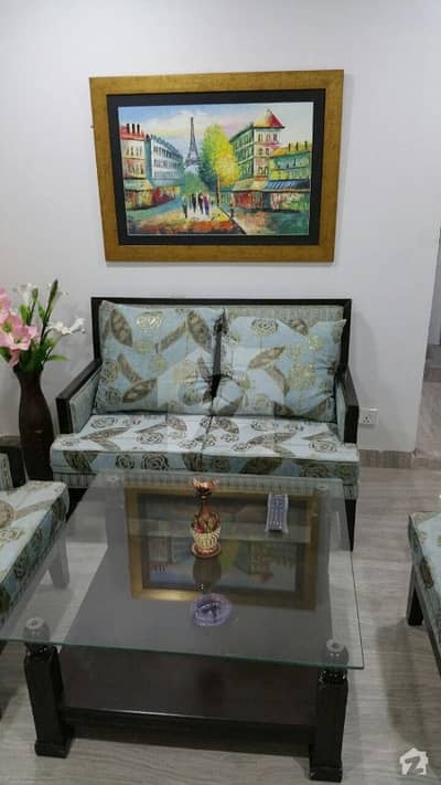 1 Bed Fully Furnished Flat For Sale In Sector C Bahria Town Lahore